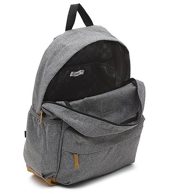 a981084128 backpack Vans Realm Plus - Dark Slate Heather. No longer available.