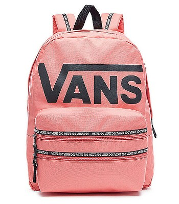 c8364ae0c backpack Vans Sporty Realm II - Spiced Coral - snowboard-online.eu