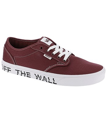 17bcf97f2a shoes Vans Atwood - Printed Fox Oxblood True White - snowboard-online.eu