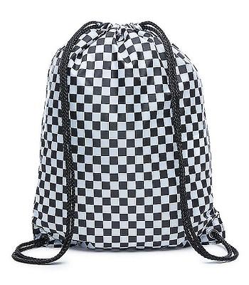 0af336ef21 bag Vans Benched - Black White Checkerboard - snowboard-online.eu