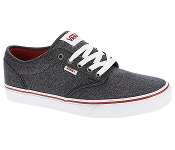 a642a40131 BOTY VANS ATWOOD - S18 MENSWEAR BLACK RED - skate-online.cz