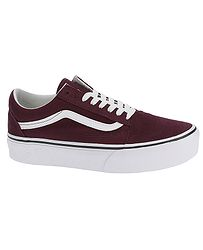 boty Vans Old Skool Platform - Port Royale True White 8e2449133b