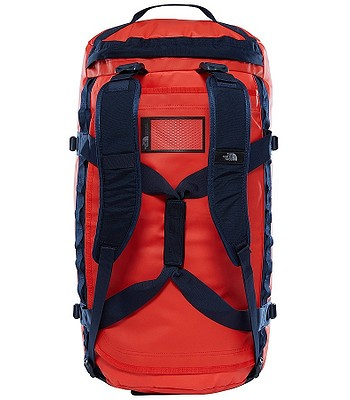 0cd9914b70 bag The North Face Base Camp Duffel M - Poinciana Orange/Urban Navy. No  longer available.
