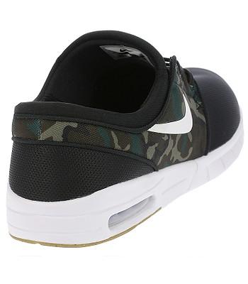 1a0e1a4bd2 shoes Nike SB Stefan Janoski Max - Black/White/Medium Olive/Gum Light Brown.  shoes Nike SB Stefan Janoski Max - Black/White/Medium Olive/Gum Light