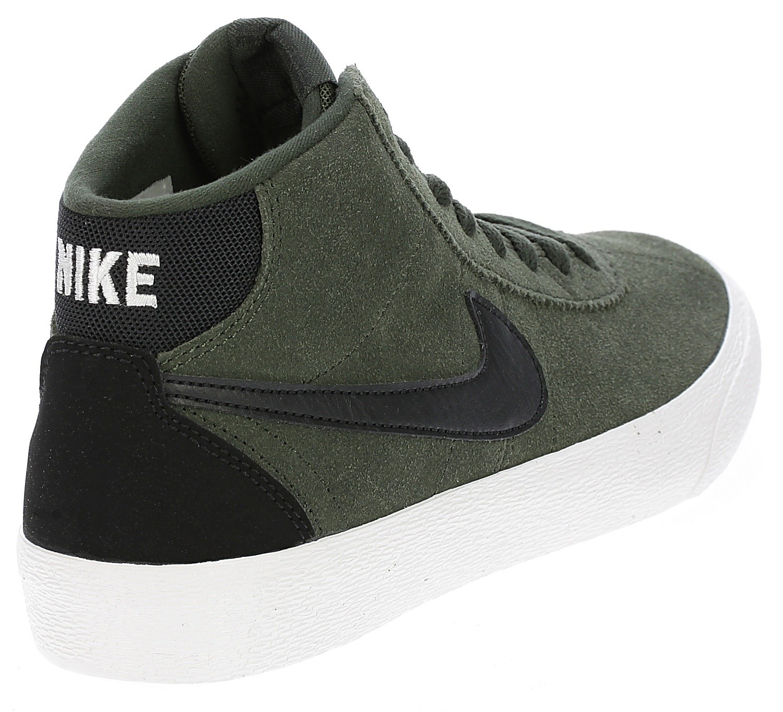 shoes Nike SB Bruin HI - Sequoia/Black/Summit White - blackcomb ...