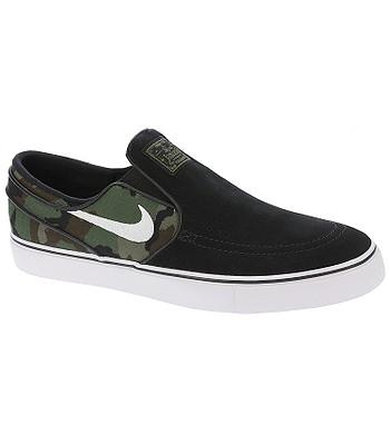 reputable site 4d6b3 b1edb shoes Nike SB Nike Zoom Stefan Janoski Slip - Black White Multi Color -  blackcomb-shop.eu