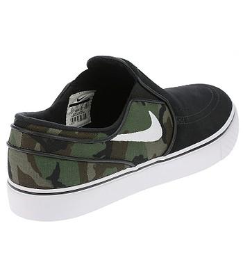 the best attitude 707b7 30bb7 shoes Nike SB Nike Zoom Stefan Janoski Slip - Black White Multi Color. No  longer available.