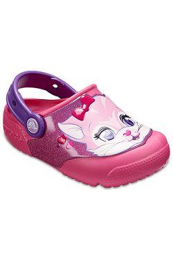 85d18445873 dětské boty Crocs Fun Lab Lights Clog - Paradise Pink ...