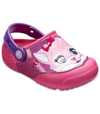 a4aec4ae085e detské topánky Crocs Fun Lab Lights Clog - Paradise Pink - snowboard ...