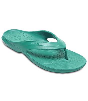 c2d0c47f5f5 žabky Crocs Classic Flip - Tropical Teal