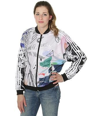 huge selection of ceafa 1d352 jacket adidas Originals Oversized Track Top - Multicolor -  snowboard-online.eu
