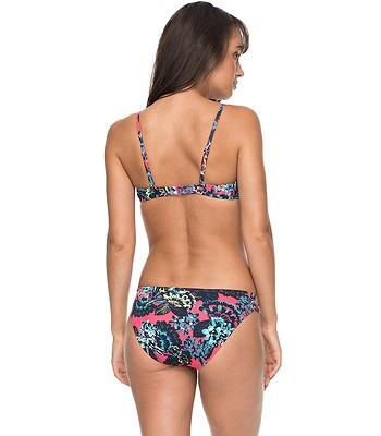 61d65763de bathing suit Roxy Salty Molded Bandeau 70 S - MLJ5 Rouge Red Mahna Mahna.  IN STOCK -30%