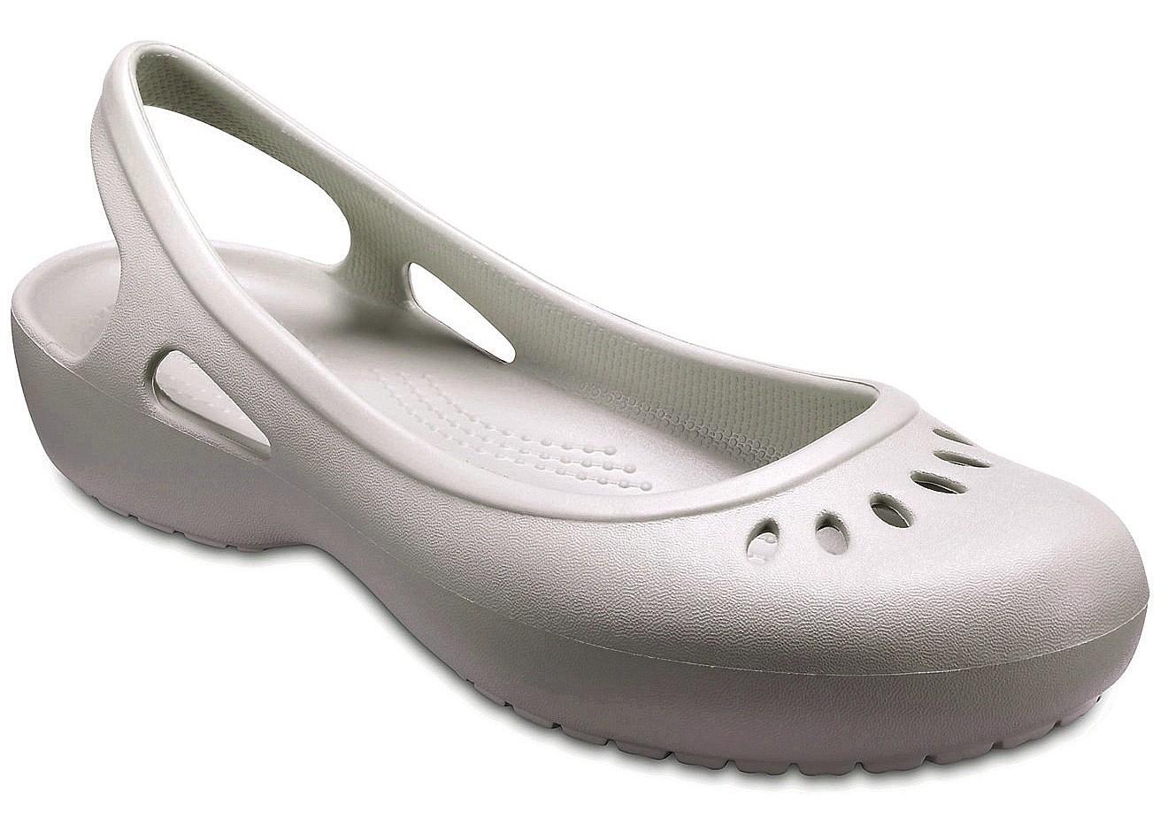 shoes Crocs Kadee Slingback - Platinum