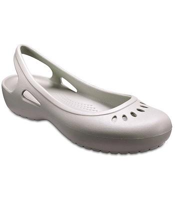 boty Crocs Kadee Slingback - Platinum  68a1267904