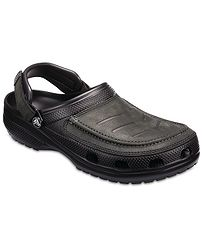 boty Crocs Yukon Vista Clog - Black Black d8aec20bdf