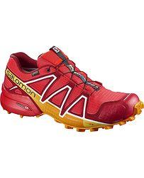 f9ffe8a8fd4 boty Salomon Speedcross 4 GTX - Fiery Red Red Dahlia Bright Marigold