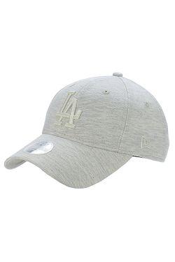 cda7e54fb šiltovka New Era 9FO Essential Jersey MLB Los Angeles Dodgers -  Stone/X-White ...