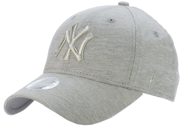 feb0b6b3 ... get cap new era 9fo essential jersey mlb new york yankees gray  silverware glitter 789fe 69dbb
