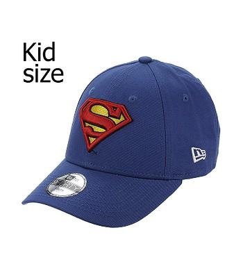 dětská kšiltovka New Era 9FO Essential Superman Child - Official Team Colour 3cb0687b18