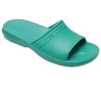 c13ad18a9c19 boty Crocs Classic Slide - Tropical Teal - boty-boty.cz - doprava zdarma