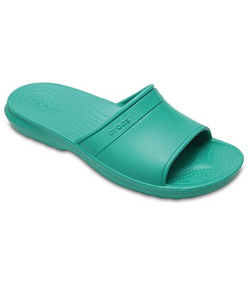 efc401b17 shoes Crocs Classic Slide - Tropical Teal - snowboard-online.eu