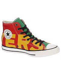 boty Converse Chuck Taylor All Star Wordmark Hi - 159534 Enamel Red Yellow  69aa4ff948