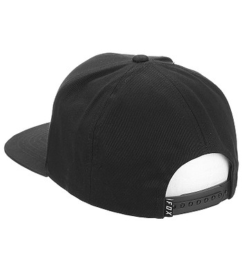 faf9e530cc8 cap Fox Legacy Snapback - Black. In stock ‐ by at your home