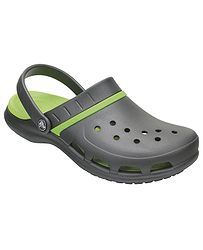 3f34b65a1e2 boty Crocs Modi Sport Clog - Graphite Volt Green