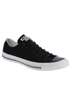8b9fa21e5f53fd topánky Converse Chuck Taylor All Star Pinstripe OX - 159587 Black Black  White
