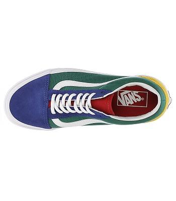6a86878178 shoes Vans Old Skool - Vans Yacht Club Blue Green Yellow - blackcomb ...