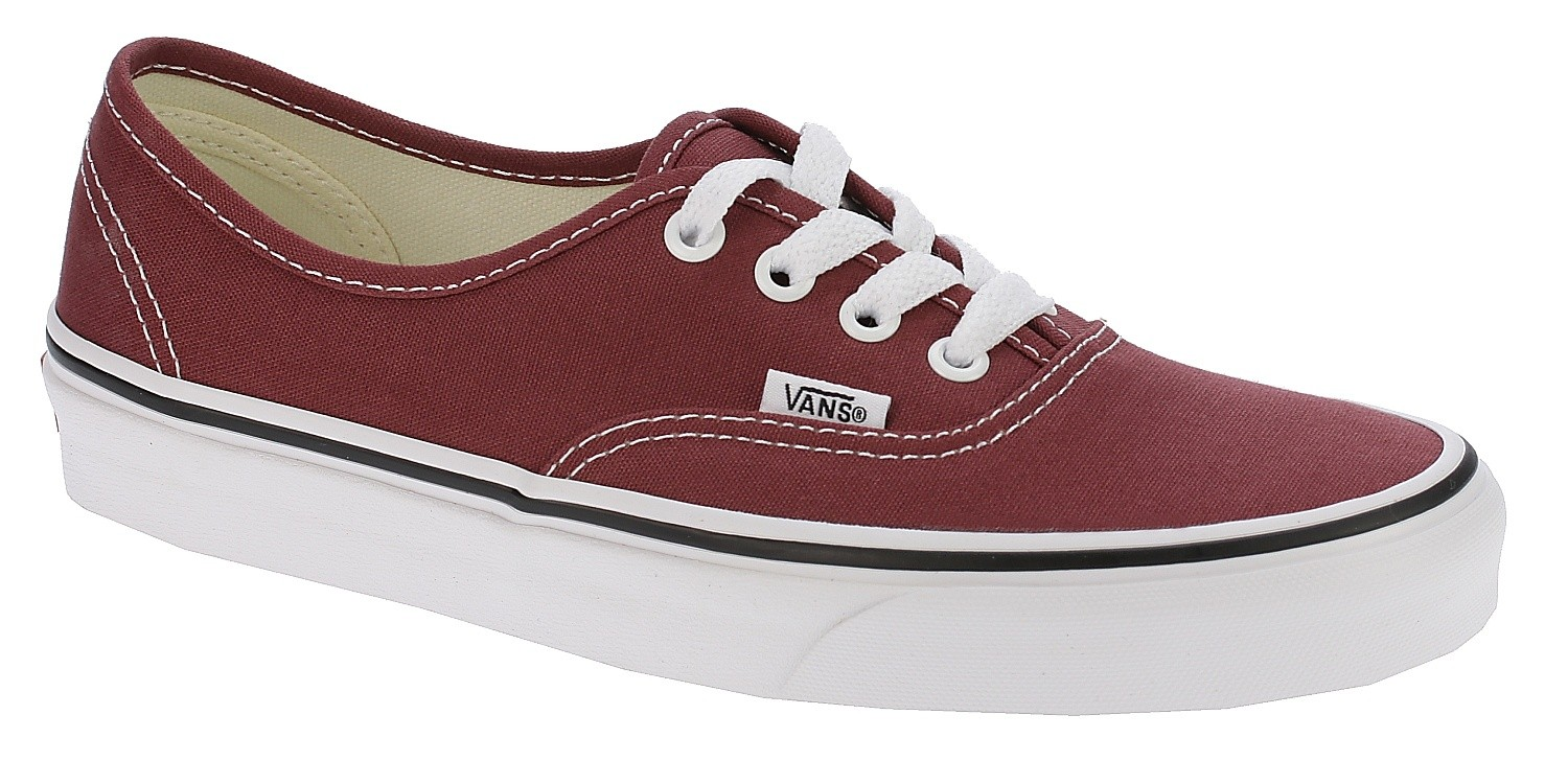 vans authentic apple