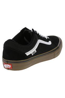 56fc1d5d6f1 ... topánky Vans Old Skool Pro - Black White Medium Gum