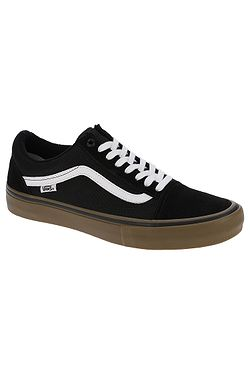 shoes Vans Old Skool Pro - Black/White/Medium Gum