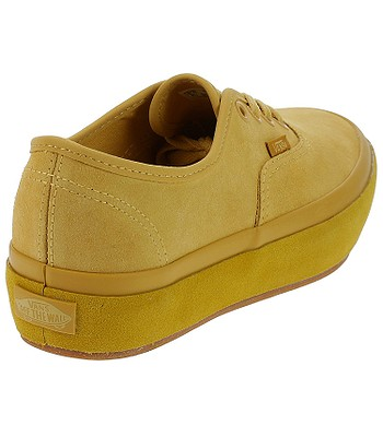 ba5914e5530 shoes Vans Authentic Platform 2.0 - Suede Outsole Ochre Tawny Olive. No  longer available.