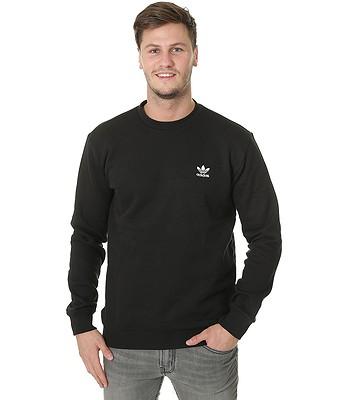 mikina adidas Originals Standard Crew - Black - snowboard-online.sk f6b703cd032