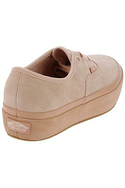 ... boty Vans Authentic Platform 2.0 - Suede Outsole Evening Sand Muted Clay f84cb0c562