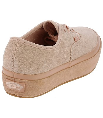 2d98b8486b7 shoes Vans Authentic Platform 2.0 - Suede Outsole Evening Sand Muted Clay.  No longer available.