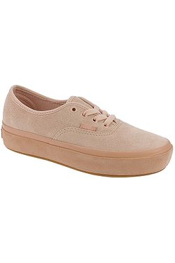 boty Vans Authentic Platform 2.0 - Suede Outsole Evening Sand Muted Clay ... 07fc03e352