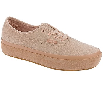 boty Vans Authentic Platform 2.0 - Suede Outsole Evening Sand Muted Clay 657b154bbd