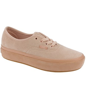 topánky Vans Authentic Platform 2.0 - Suede Outsole Evening Sand Muted Clay 8d412923c9