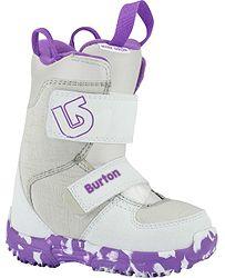 detské topánky Burton Mini Grom - White Purple d7c85221a3d