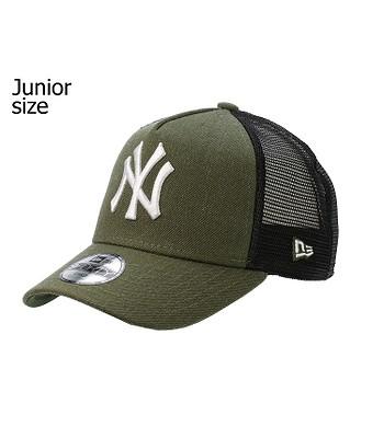 najnowszy projekt dostępność w Wielkiej Brytanii różne style dziecięca czapka z daszkiem New Era 9FO Seasonal Trucker MLB ...