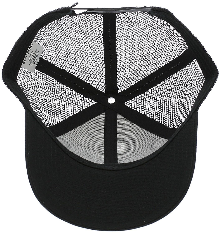 Black One Size Cap Dakine Circle Crest Trucker