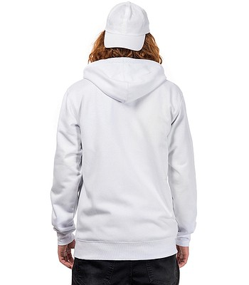 49d5f8907d75 mikina Horsefeathers Fort Zip - White