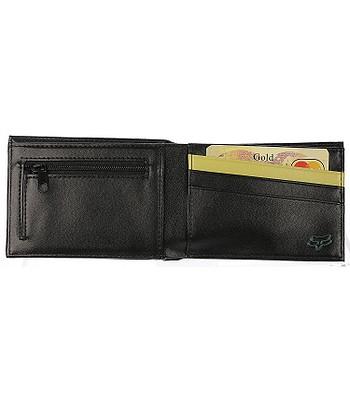 7f08e610a3 peňaženka Fox Flection PU - Black