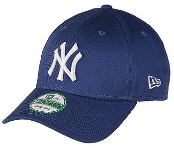 kšiltovka New Era 9FO League Basic MLB New York Yankees - Light Royal/White