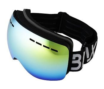brýle BLAX Icon - Black/Blue Mirror