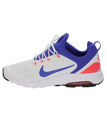 new product 24d37 a0a31 shoes Nike Air Max Motion Racer - White Ultramarine Solar Red Off White. IN  STOCK -30%
