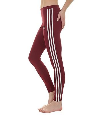 4b9e6a8d66d leggings adidas Originals 3 Stripes Tight - Collegiate Burgundy. No longer  available.