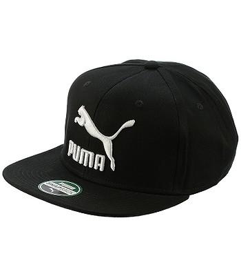 kšiltovka Puma LS ColorBlock - Puma Black Puma White  1b417962f3